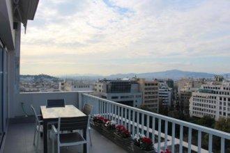 Central Athens Loft