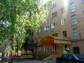 Гостиница Уральская