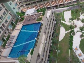 Lumpini Ville Naklua Wongamat Unit B-1427 Apartment