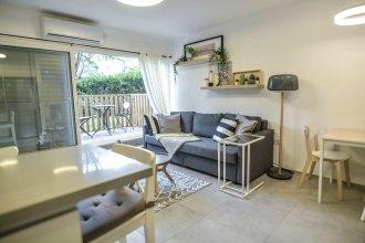3 Bedroom Garden Apartment