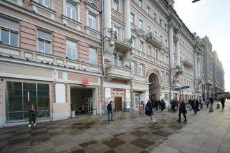 Отель «Апельсин» на Пушкинской площади