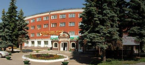 Гостиница Лада