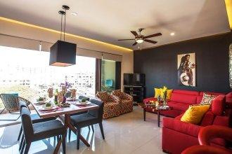 Penthouse 602 - Casa Condesa 1 Bedroom Condo