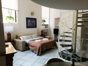 Apartment With 2 Bedrooms in Roma, With Wonderful City View and Wifi