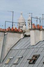 Vintage Paris Gare du Nord by Hiphophostels