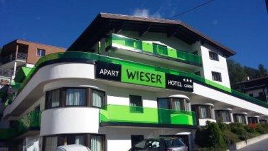 Apart Hotel Garni Wieser - Sölden