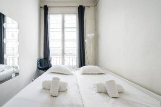 Apartement 3 Bedrooms - 6 persons Marais / République