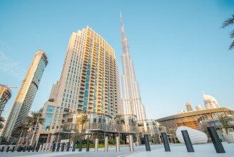 Luxury Burj Khalifa View Downtown