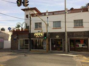 Hotel Bajo el Volcan