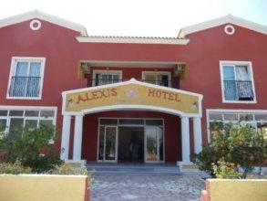 Alexis Pool Apartments