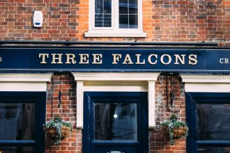 Three Falcons Hotel