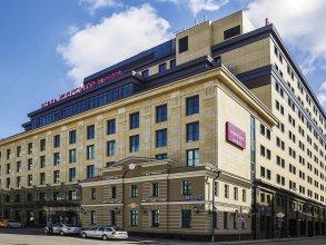 Гостиница Ибис Москва Центр Бахрушина