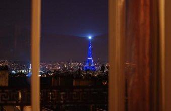 Studios Paris Appartement Million Dollar Views