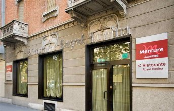 Hotel The Originals Turin Royal (ex Qualys-Hotel)