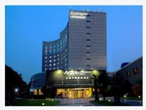 Shanghai hongqiao airport argyle hotel