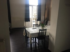 Apartment With one Bedroom in Schaerbeek, With Wonderful City View and Wifi