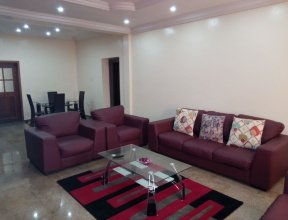 furnished indoor pool gym 3 bedroom flat