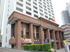 GreenTree Inn Guangdong Shenzhen Dongmen Business Hotel
