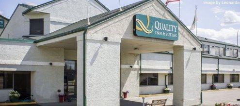 Quality Inn Edmonton Intl Airport