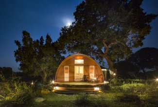 Leopard Nest Luxury Campsite