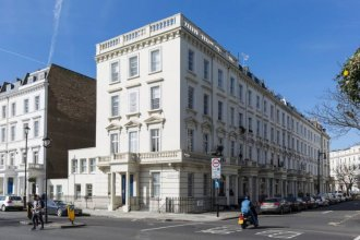 Delightful 2 Bed Apartment In The Heart Of Pimlico