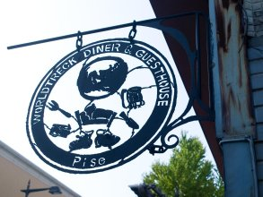 WORLDTRECK DINNER & GUESTHOUSE Pise - Hostel