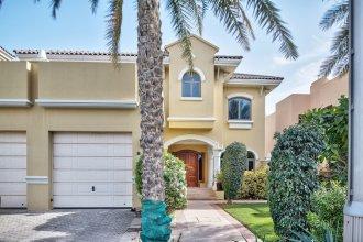 Dream Inn Dubai - Royal Palm Beach Villa