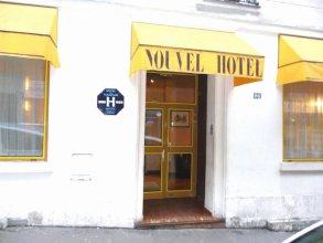 Nouvel Hotel Paris 18