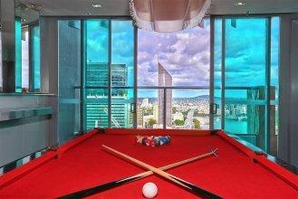 Brisbane City Apartments (Tank Street)
