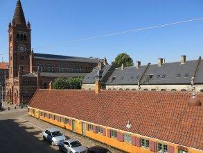 Townhouse Apartment in Copenhagen 1059-2