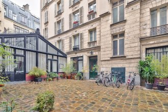 New Loft Apartment In The Heart Of Paris - An Ecoloflat