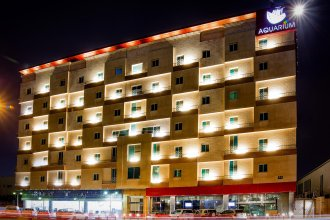 Aquarium Hotel Suites – Riyadh