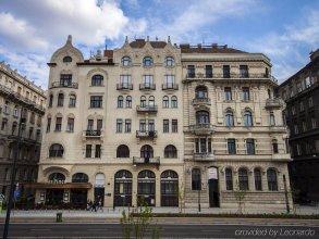 Отель City Hotel Matyas