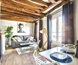 """""""La Sorbonne"""" Amazing Loft"""