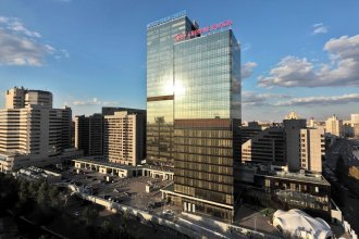 Отель Crowne Plaza Moscow World Trade Centre