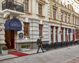 Отель Best Western Duxiana