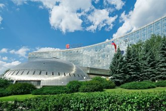 Отель Azimut Moscow Olympic