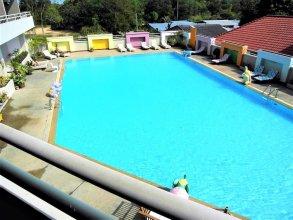 Swimming Pool View Spacious Studio 5 Min To Beach