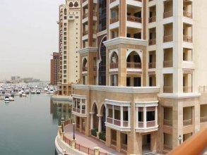 Dubai Stay - Palm Views East Studio Apartment