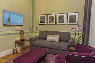 Sophisticatedly Decorated 2 Bedroom Apartment in Galata