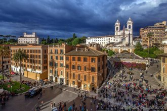 The Inn at the Spanish Steps - Small Luxury Hotels