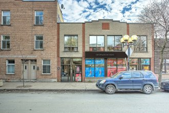 Destination Stays Griffintown Montreal