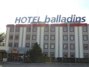 Hôtel balladins Bobigny
