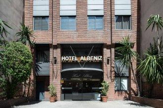 Отель Catalonia Albeniz