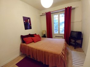 House With one Bedroom in Montreuil, With Enclosed Garden and Wifi