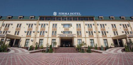 Отель Simma Hotel Spa&Waterpark
