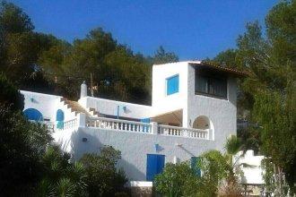 Villa With 4 Bedrooms in Sant Josep de sa Talaia, With Wonderful sea V
