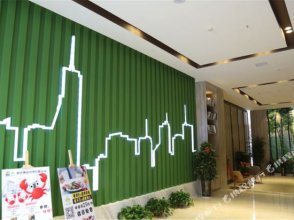 Runjia Qinshang Hotel (Xi'an Air Force Engineering University Changlepo Metro Station)
