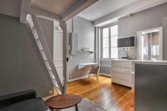 12 Loft Flat Paris Marais