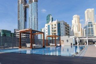 Premier & Elegant 1BR in the Heart of Dubai Marina